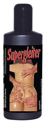 Supergleiter Massageöl Erotik Gleitöl 50 ml NEU (GP 13,38€/100 ml incl.Versand)