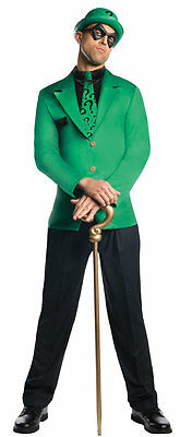 DC Comics Super Villains The Riddler Adult Costume