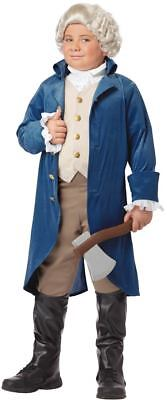 California Costumes - George Washington/Thomas Jefferson Child Costume