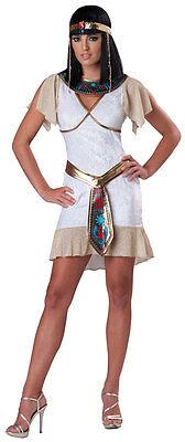Teenage Mädchen Kleopatra Ägyptische Halloween Kostüm Kleid Outfit 12-17 Jahre