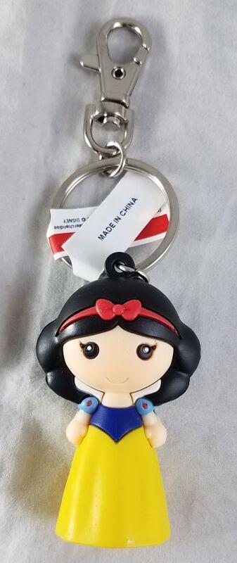 Disney Parks Snow White Cuties Figurine Keychain - NEW