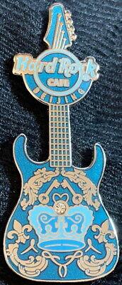 Fleur De Lis Serie (Hard Rock Cafe Beijing 2008 Couture Guitar Series Pin Fleur-De-Lis Design #45966)