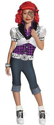 Monster High Operetta Child Halloween Costume (NEW MONSTER HIGH OPERETTA HALLOWEEN COSTUME SZ SMALL 3-4 DRESS UP NEW)