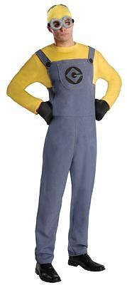 Minion Dave Adult Minion - Minion Costumes Adults
