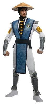 Mortal Kombat: Raiden Adult Costume Size - Mortal Kombat Raiden Costume