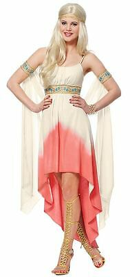 Coral Goddess Costume for Adults size M (8-10) New by Franco 48515 - Goddess Costumes For Adults