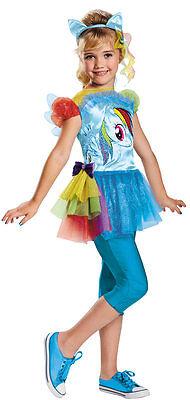 My Little Pony - Rainbow Dash Child costume - My Little Pony Rainbow Dash Costume Child