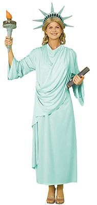 Miss Liberty - Statue of Liberty Adult Costume (Miss Liberty Costume)