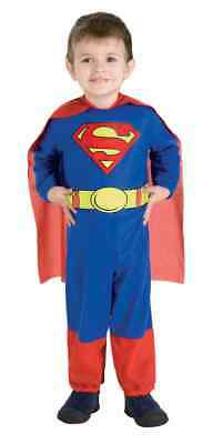 Superman Costume Toddler (Classic Superman Toddler Costume)