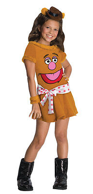 Child The Muppets Fozzie Bear Costume ](Fozzie Bear Costume)