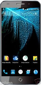 Swipe Elite Plus | Blue | Octa-Core | 13MP+ 8MP | OTG | 2GB RAM |