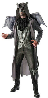 Rubie's Costume Co Men's Scary Gargoyle Adult Costume Standard Size (Scary Mens Costumes)