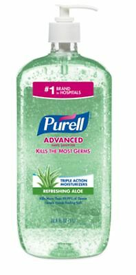 Purell Hand Sanitizer with Aloe 33.8 oz