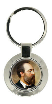 President James Garfield Schlüsselanhänger online kaufen