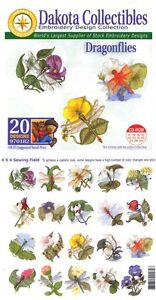 Dakota-Collectibles-Dragonflies-Multi-Format-Embroidery-Designs-CD-970182