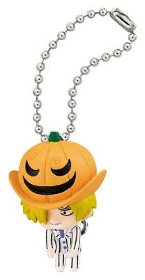 One Piece Halloween (One Piece Swing Mascot PVC SD Figure Charm Halloween ~ Sanji Vinsmoke)
