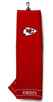 NFL Embroidered Tri-fold Towel - Kansas City Chiefs Golf