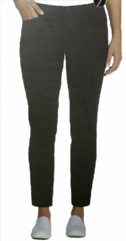 Gerry Ladies Stretch Travel Pant (Black, X-Large). Pre-Owned