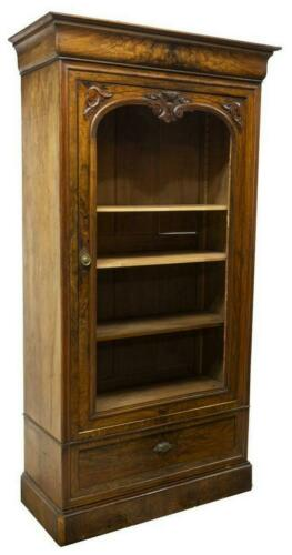 Armoire /Display French Louis Phillippe, Single Door, 1800s, Gorgeous Antique!!