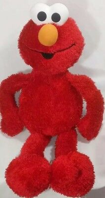 "Fisher Price 2002 Mattel Elmo 23"" Plush Soft Toy Stuffed Animal"