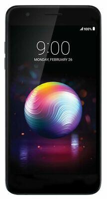 LG K30 X410TK GSM Unlocked / T-Mobile 4G LTE Smartphone 32GB AURORA BLACK + More