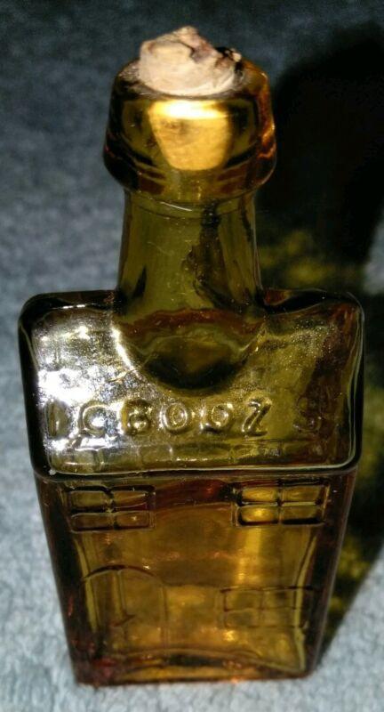 Wheaton Glass E.C. Booz