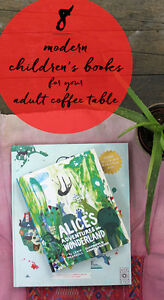 8 modern children's books for your adult coffee table