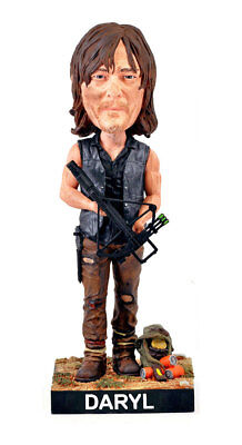 The Walking Dead - Daryl Dixon Crossbow Version - 20cm Bobblehead