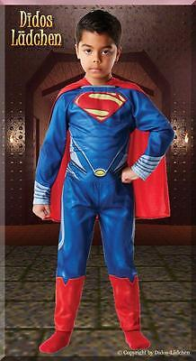 Kinder-Kostüm Superman Classic  Lizenz S.M.L - Superman Kostüm Blau