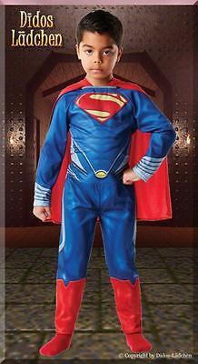 Kinder-Kostüm Superman Classic  Lizenz Kostüm S.M.L Ahoi