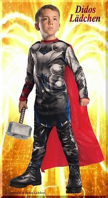 Karneval  Fasching Kinder Kostüm Thor gr M - Thor Kostüme Kinder