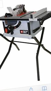 """Brand new 10"""" table saw $180"""