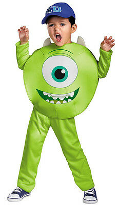 Mike Monsters Inc University Infant/Toddler Boys - Baby Monsters Inc Costumes