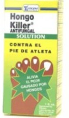 Hongo Killer Antifungal Solution 1 -