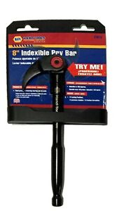 Napa 8 Inch adjustable Pry Bar -PBF- 8 Inch