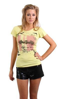 Batman Damen Shirt (RELIGION Damen Top T-Shirt