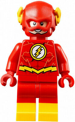 Flash Minifigure Lego compatible Figure Building DC Super Heroes Batman Flash