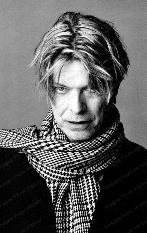 8x10 Print David Bowie 2003 #DB040