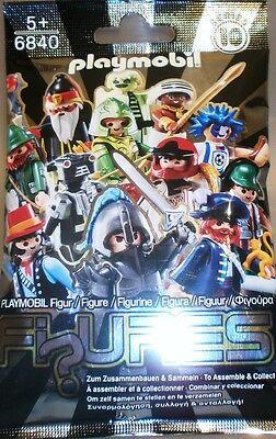 Playmobil 6840 Boys Figures Serie 10 Jungen 1 Figur verschiedene Ritter Neu OvP