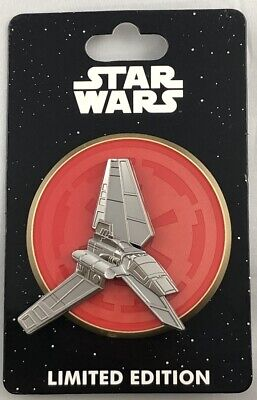 Disney Imagineering WDI Star Wars Imperial Shuttle D23 Expo Exclusive LE 300 Pin
