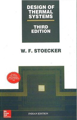 Design of Thermal Systems, 3rd ed. by Wilbert Stoecker