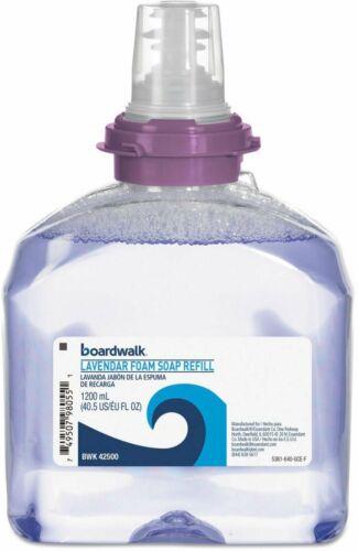 Boardwalk Lavender Foam Soap Refill - Two 1200mL (40.5 fl/oz) Bottles