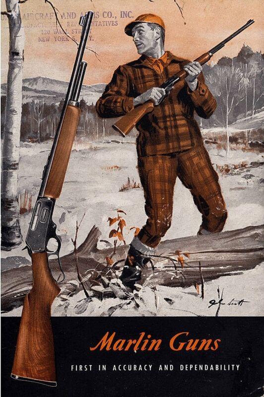 Marlin 1953 Gun Catalog