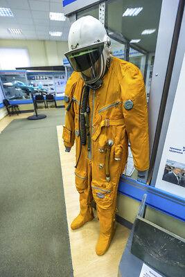 Swarm Helmet Spacesuit Air Force Astronaut High Attitude  Pressure Suit p-5#