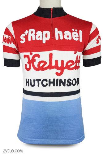 St RAPHAEL Helyett Hutchinson vintage wool jersey, new, never worn XXL