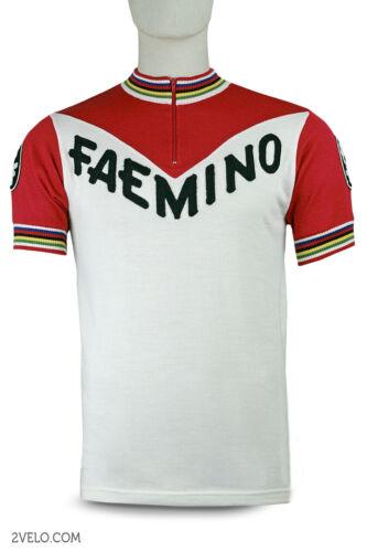 FAEMINO vintage wool jersey, new, never worn M