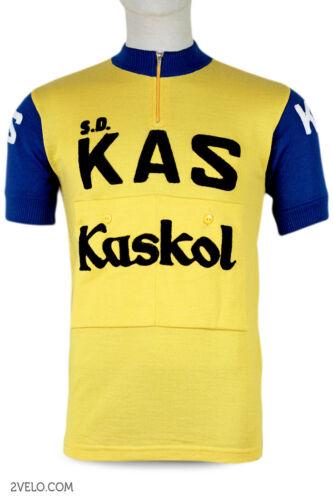 KAS Kaskol vintage wool jersey, new, never worn M