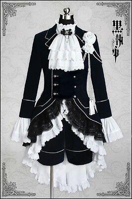 Black Butler cosplay kostüm for Ciel Phantomhive ()