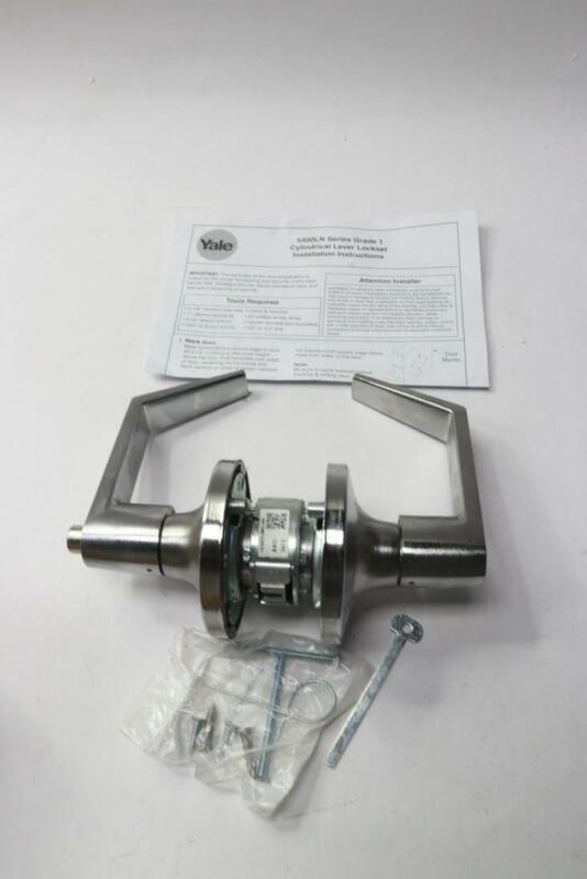 Yale 5400LN Series Grade 1 Cylindrical Lever Lockset
