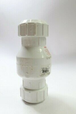 Little Giant Cv-se2 Heavy Duty Sewage Check Valve 2